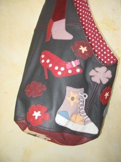 Tasche für Schuhfreunde
